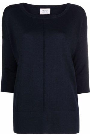 SNOBBY SHEEP Women Sweaters - Fine knit silk-cashmere jumper