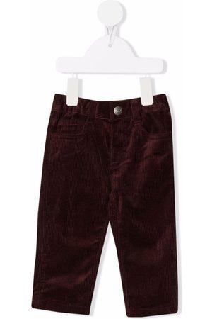 BONPOINT Chinos - Corduroy straight-leg trousers