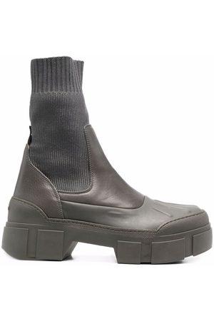 Vic Matie Lug-sole ankle boots
