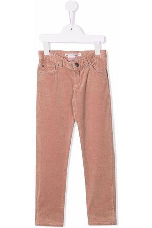 BONPOINT Girls Straight - Corduroy straight-leg jeans
