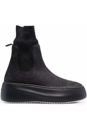 Vic Matie Platform-sole ankle boots