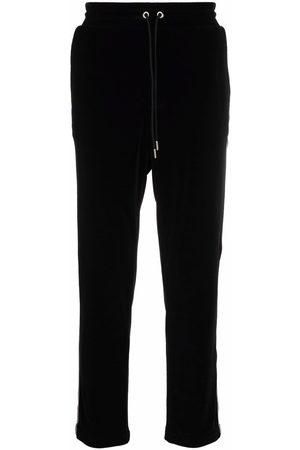 Moncler Men Sweatpants - Logo-patch track pants