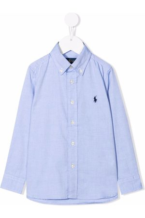 Ralph Lauren Polo Pony-embroidered cotton shirt