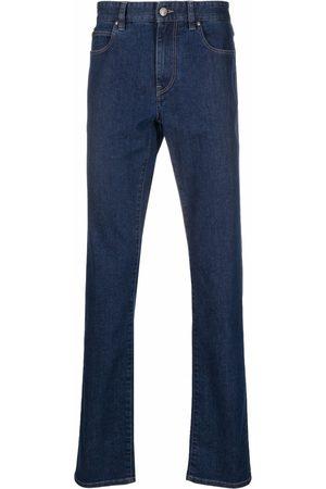 Z Zegna Men Straight - Mid-rise jeans