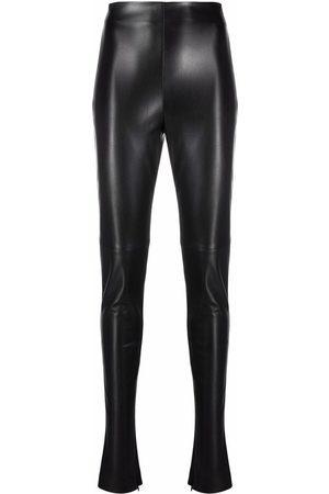 The Andamane Women Leggings - High waisted slim trousers