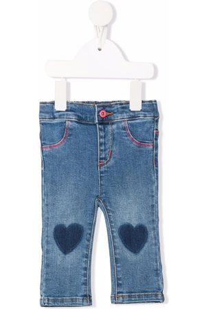 Billieblush Heart motif jeans