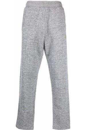 Golden Goose Men Sweatpants - Star-print track pants - Grey