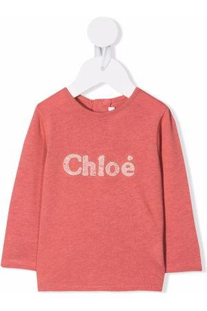 Chloé Logo-print sweatshirt