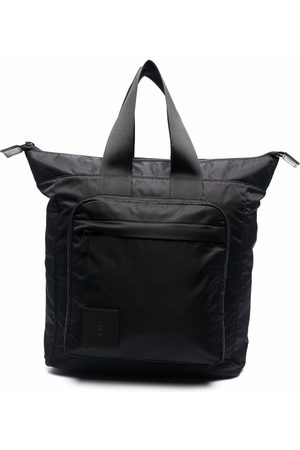 ALLY CAPELLINO Rucksacks - Logo-patch backpack
