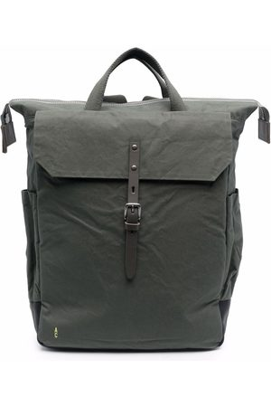 Ally Capellino Fin buckled backpack