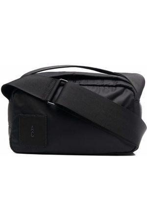 ALLY CAPELLINO Zipped shoulder bag