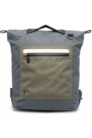 ALLY CAPELLINO Hoy travel-cycle backpack - Grey