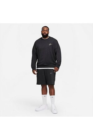 Nike Men's Sportswear Sport Essentials+ Semi-Brushed Shorts in / Size Small Cotton/Polyester
