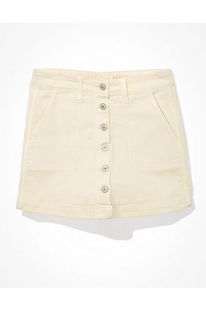 American Eagle Outfitters Denim A-Line Skort Women's 2