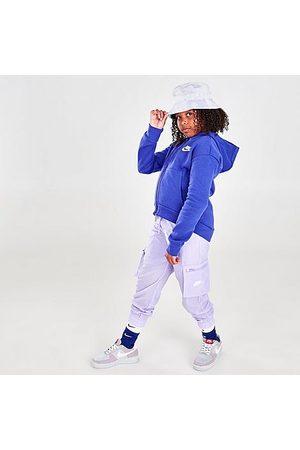 Nike Girls' Sportswear Woven Cargo Pants in / Pulse Size Small 100% Nylon