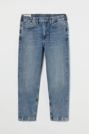 H&M Men Tapered - Relaxed Tapered Pull-on Jeans