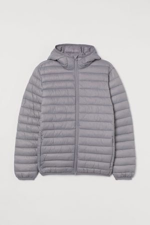 H&M Men Puffer Jackets - Lightweight Puffer Jacket
