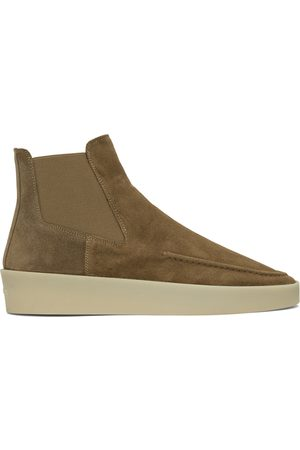 FEAR OF GOD Men Chelsea Boots - Suede Chelsea Boots