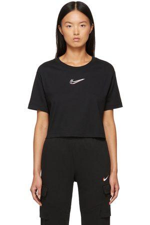 Nike Women Sports T-shirts - Sportswear Cropped Dance T-Shirt