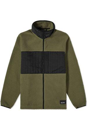 Rains Men Fleece Jackets - Fleece Jacket