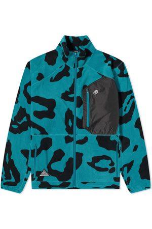 Billionaire Boys Club Men Fleece Jackets - Leopard Fleece Jacket
