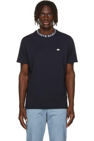 Lacoste Men T-shirts - Navy Ultra-Lightweight Piqué T-Shirt