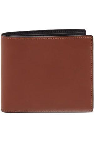 Maison Margiela Four Stitches Smooth-leather Bi-fold Wallet - Mens