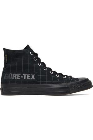 Converse Men Sneakers - Black Gore-Tex Check Chuck 70 Hi Sneakers