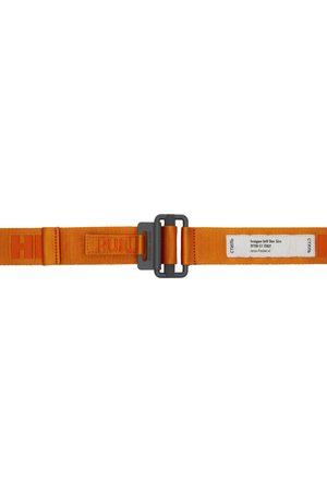 Heron Preston Men Belts - Style' Tape Belt