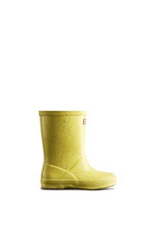 Hunter Rain Boots - Original Kids First Giant Glitter Rain Boots