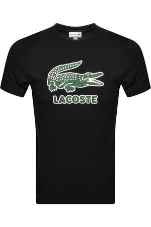 Lacoste Crew Neck Logo T Shirt