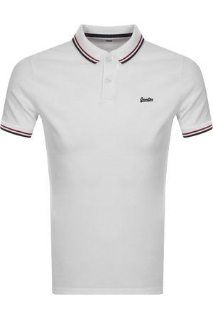 Superdry Short Sleeved Pique Polo T Shirt