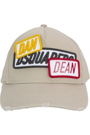 Dsquared2 Logo-Patch Baseball Cap