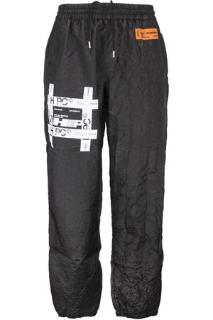 Heron Preston Logo-Patch Track Pants