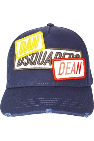 Dsquared2 Logo-Patch Cap