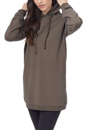 tentree Women's Organic Cotton Blend Long Sleeve Hoodie Minidress