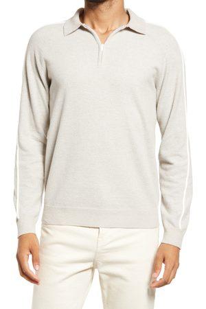 Reiss Men's Brasco Slim Fit Long Sleeve Polo