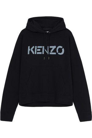 Kenzo Men's Classic Logo Organic Cotton Hoodie