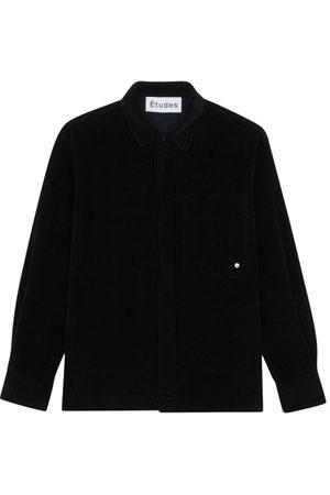 Etudes Men Long sleeves - Picture Corduroy Shirt