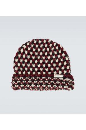 Marni Wool-blend crochet hat