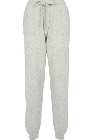 Jardin des Orangers Wool and cashmere sweatpants