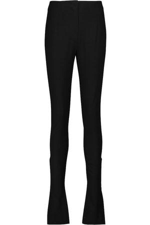 Jacquemus Le Pantalon Obiou stretch linen-blend pants
