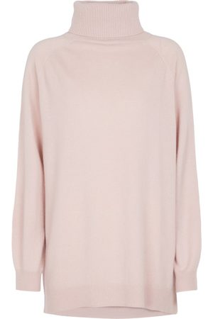 Jardin des Orangers Wool and cashmere turtleneck sweater