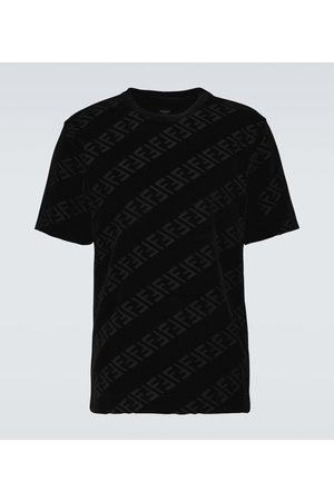 Fendi FF short-sleeved T-shirt