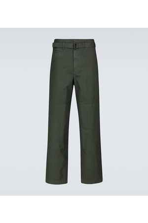 LEMAIRE Trench cotton pants