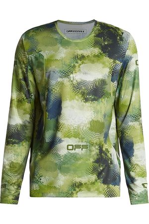 OFF-WHITE Active Long-Sleeve Shirt