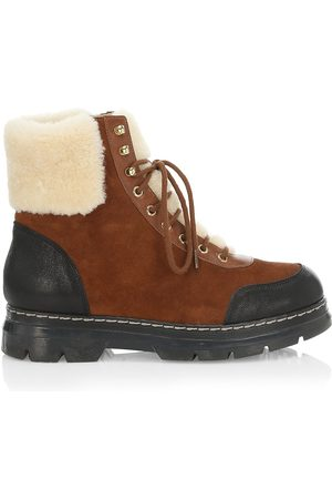 BROTHER VELLIES Alps Suede Hiking Boots
