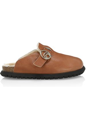BROTHER VELLIES Josh Leather Mules