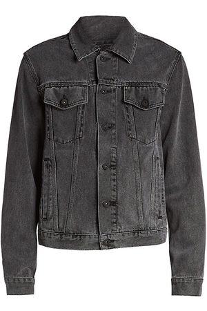 OFF-WHITE Slim-Fit Denim Jacket