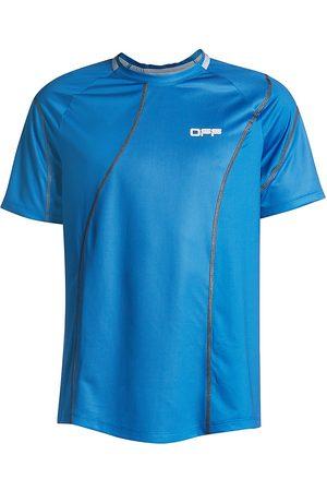 OFF-WHITE Active Crewneck Short-Sleeve T-Shirt